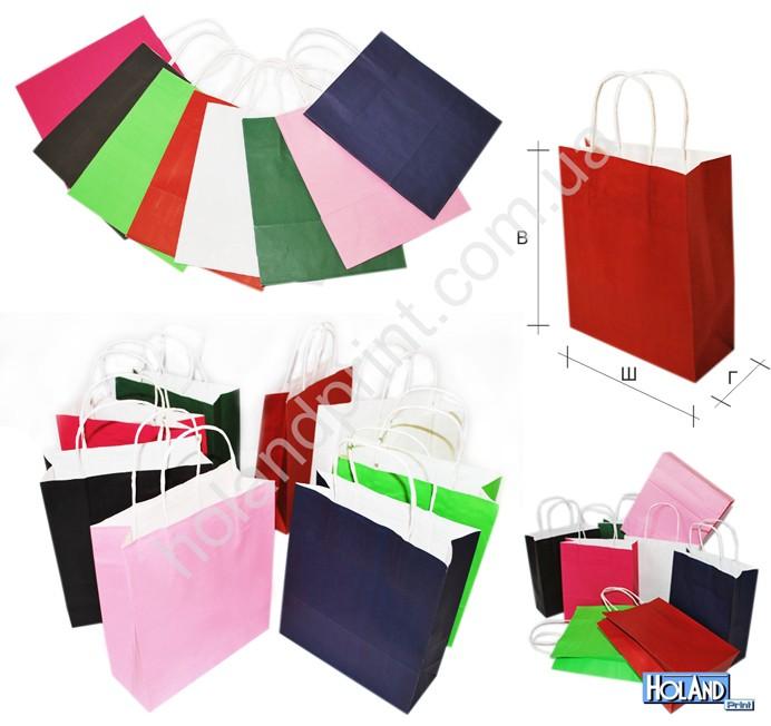 Пакети кольорові